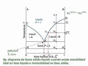 Diagrama De Equilibrio De Aleaciones Totalmente Solubles