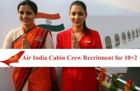 Air Cabin Crew Recruitment Air India Cabin Crew Recruitment Returns