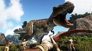 Ark Survival Evolved Official Nintendo Switch Screenshots