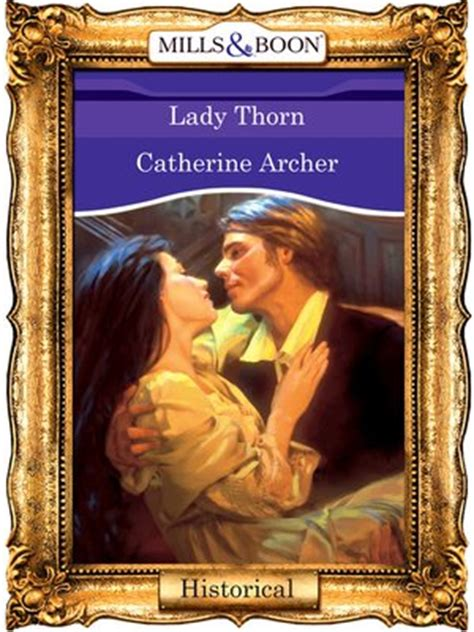 Lady Thorn By Catherine Archer 183 Overdrive Rakuten