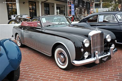 1958 Bentley Continental S1 Image. Chassis number BC3LDJ