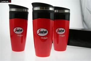 Coffee To Go Becher Thermo : segafredo coffe mug kaffebecher coffe to go lerche werbemittel gmbh ~ Orissabook.com Haus und Dekorationen