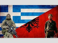 Albanian Armed Forces vs Greek Armed Forces Comparison