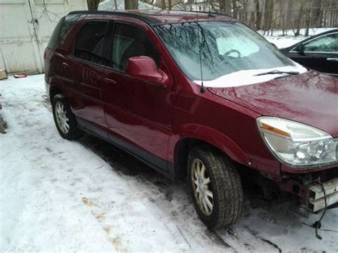 auto air conditioning service 2006 buick rendezvous free book repair manuals sell used 2006 buick rendezvous cxl no reserve in michigan united states