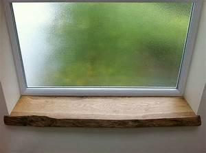 Solid Oak Window Sill - Sills & Shelves - Custom Window