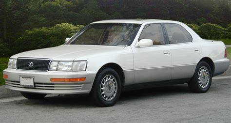 1992 lexus ls400 1992 lexus ls 400 information and photos zombiedrive