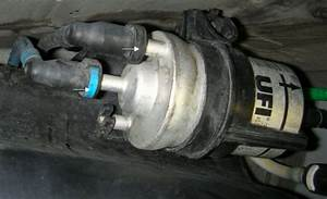 Fuel Filter Change Urgent