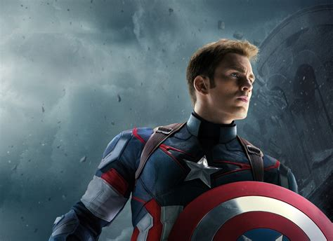 Age Of Ultron Wallpapers Captain America Wallpapers Free Download