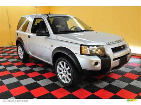 2005 Zambezi Silver Metallic Land Rover Freelander Se3