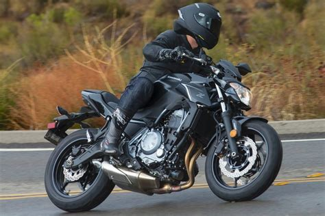 2017 Kawasaki Z650 First Ride Review  13 Fast Facts