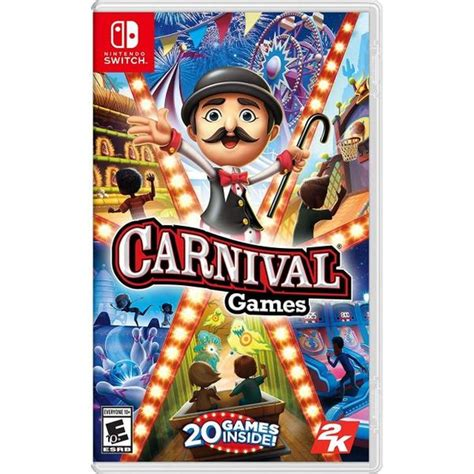 nintendo switch carnival games shopitreecom