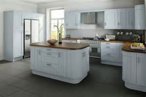 county kitchens - U Shaped Kitchens With Islands