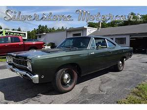 1968 Plymouth Road Runner For Sale On Classiccars Com