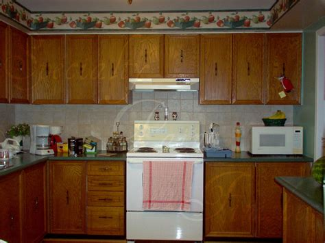 how to paint oak cabinets ideas for painting oak kitchen cabinets all about house