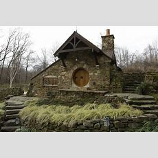 Beautiful, Reallife Hobbit House Is Straight Out Of The