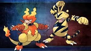 Pokémon X - Pokémon Y Magmar et Élektek Trailer VF - YouTube