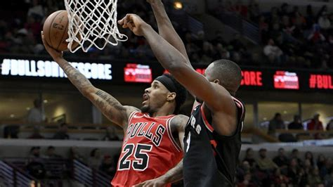 3 Takeaways From The Bulls' 124-101 Loss To The Raptors