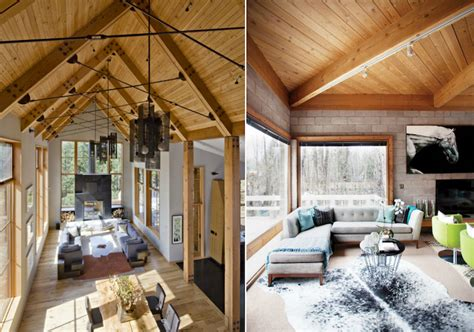 Déco Style Chalet Moderne- Créez Une Cabane Cosy Dans L