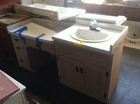 Bathroom Vanities Frederick Md Vanities And Cabinets Habitat Restore In Frederick Md