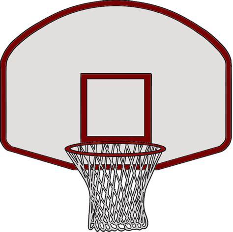 basketball hoop backboard clipart basketball ring clipart png clipartxtras