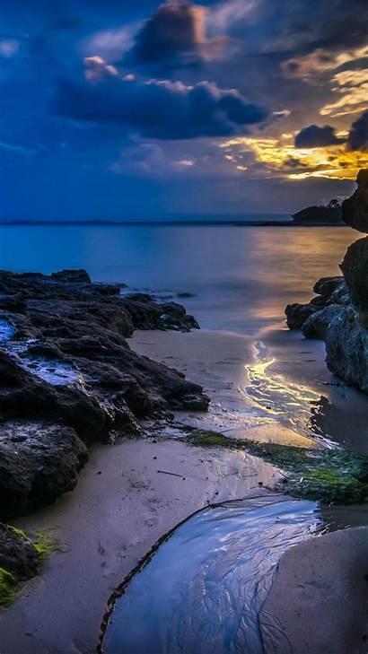 4k Summer Ocean Wallpapers Sea Water Sunset