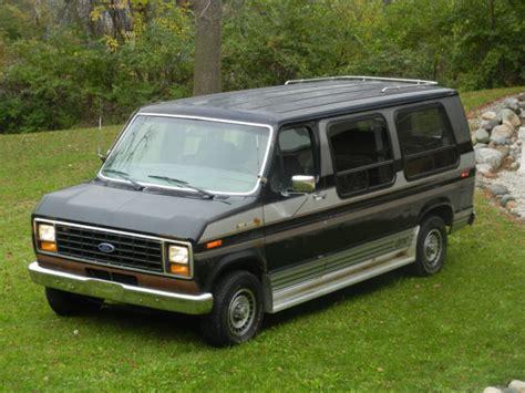 Ford Econoline E150 Dmc Conversion Van For Sale