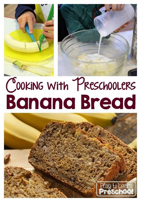 cooking banana bread with preschoolers cooking with 276 | b693dbe151922ebd1663f5ec384a3718