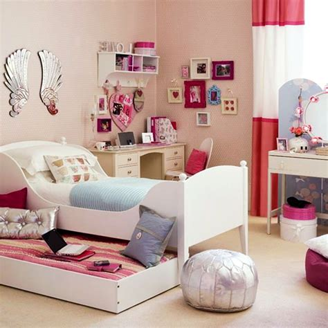 55 Creatively Inspiring Design Ideas For Teenage Girls Rooms