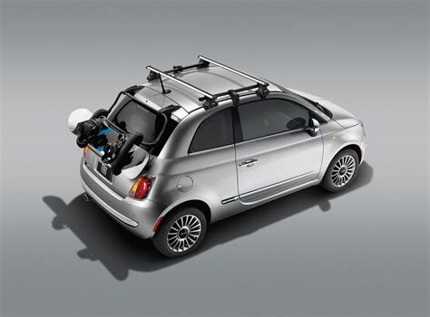 Fiat 500 Mopar by Mopar Accessories For Fiat 500 Cartype