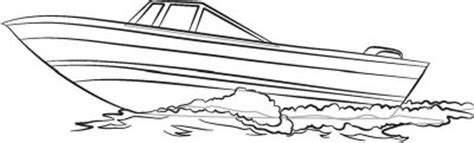 How To Draw A Speedboat Easy by How To Draw Speedboats How To Draw Speedboats