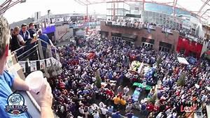 Kansas City Live Power And Light Basketball Fan Fest At Kc Live In The Power Light