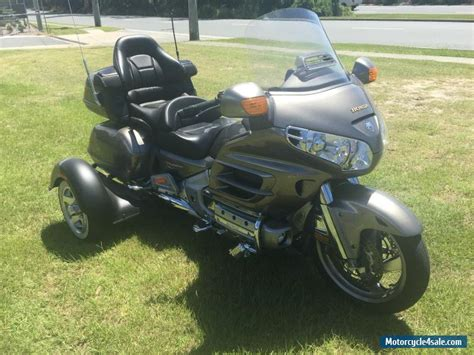 Honda Goldwing Gl1800 For Sale In Australia