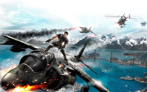 Just Cause 2 HD Wallpapers / Desktop and Mobile Images ...