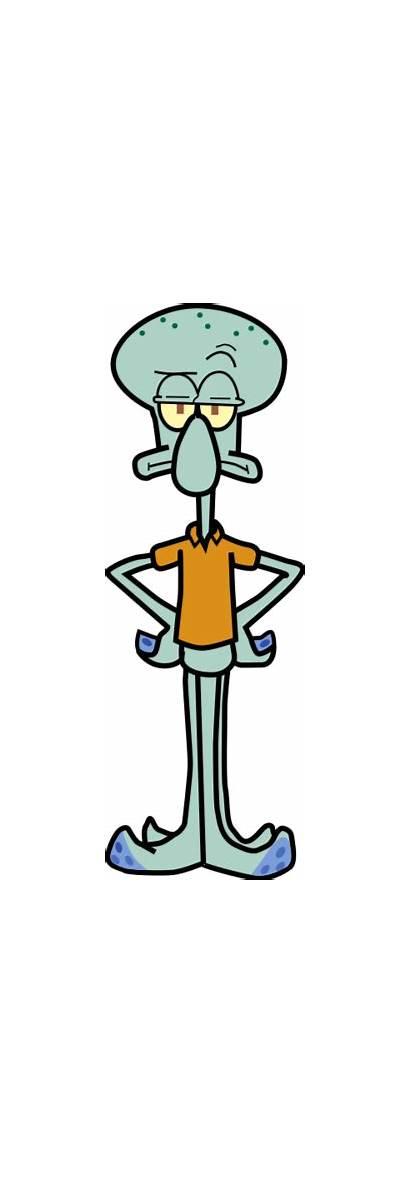 Squidward Spongebob Draw Squarepants Wikihow Uploaded Ago