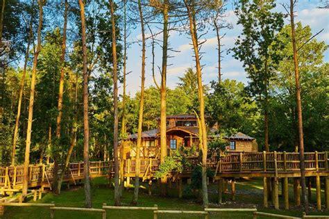 Treehouse At Elveden Forest...-center Parcs (uk) Office