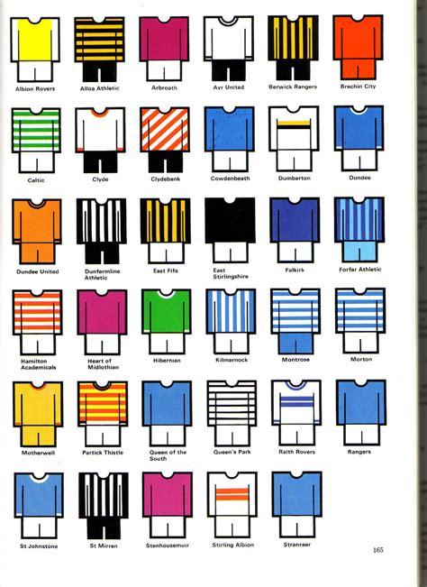 football colors colours of football spirit of mirko