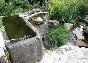 Kleinen Teich Anlegen : ein kleiner wassergarten ein geheimer garten mit ~ Whattoseeinmadrid.com Haus und Dekorationen