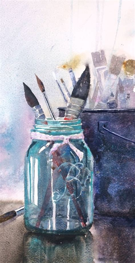 See more ideas about watercolor art, watercolor paintings, watercolour inspiration. 40 Realistic But Easy Watercolor Painting Ideas You Haven ...
