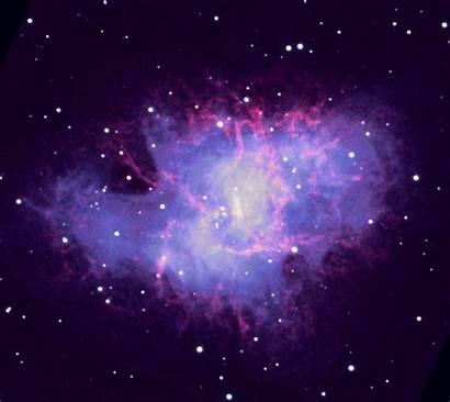 Animation Stars Nebula Obs Animated Moving Pulsar