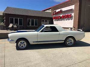 1966 Ford MUSTANG 2 SEAT COUPE for Sale | ClassicCars.com | CC-889689