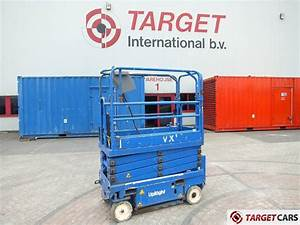 Used Upright Mx19 Electric Micro Scissor Worklift 780cm Scissor Lifts Year  2008 Price   4 624