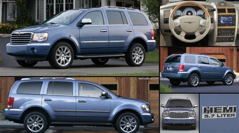 chrysler aspen  pictures information specs