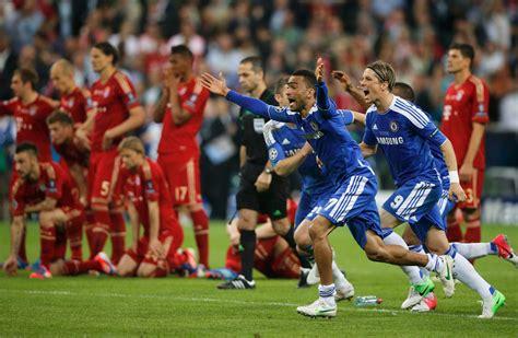 Champions League — Chelsea Beats Bayern Munich On Penalty