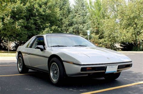 At ,900, Could This Hot 1985 Pontiac Fiero Light Your Fire?