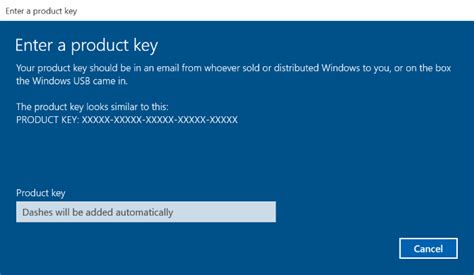 how to activate windows 10 with windows 7 8 8 1 product key