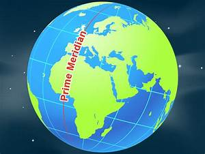 Diagram Of Prime Meridian