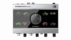 How To Use The Komplete Audio 6