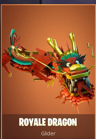 fortnite battle royale royale dragon orczcom