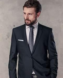 Schwarzer Anzug Blaue Krawatte : grauer anzug schwarze krawatte trendy anzug pinterest schwarze krawatte schwarzer anzug ~ Frokenaadalensverden.com Haus und Dekorationen
