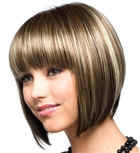 trendy short hairstyles for round faces new hairstyles ideas